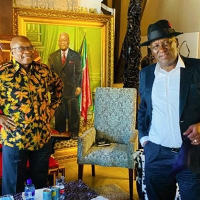 Yes, there's still plenty of tea at Nkandla, says Zuma