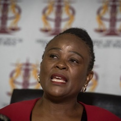 Treasury 'still aiding those who benefitted during apartheid', Mkhwebane says