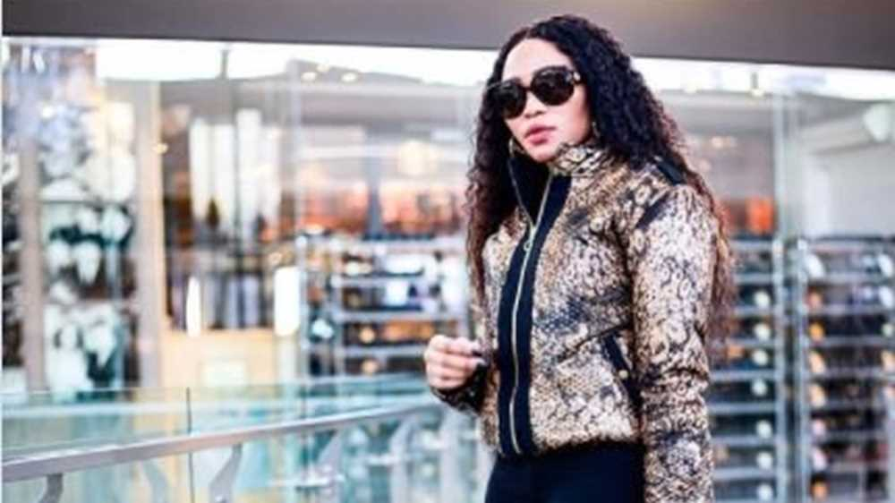Norma Mngoma to launch her own clothing line