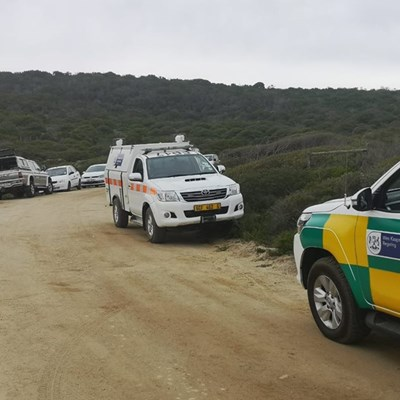 Update: Child's body recovered from Voëlklip