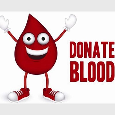 Make donating blood your New Year's resolution