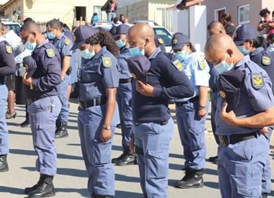 Sgt Luzuko Desha fondly remembered