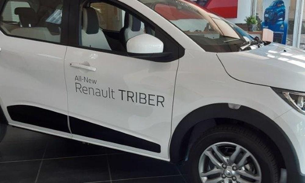 Seaman's Renault George | Pick of the Week |Renault Triber Prestige