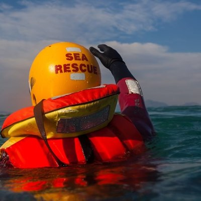NSRI to the rescue in 2 incidents on Wednesday