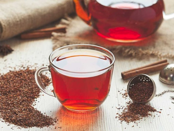 Scientists sing rooibos tea's praises