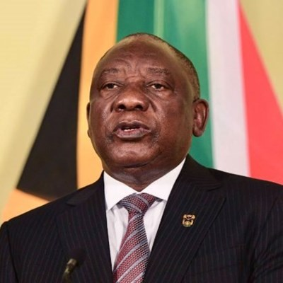Ramaphosa reads ANC NEC the riot act