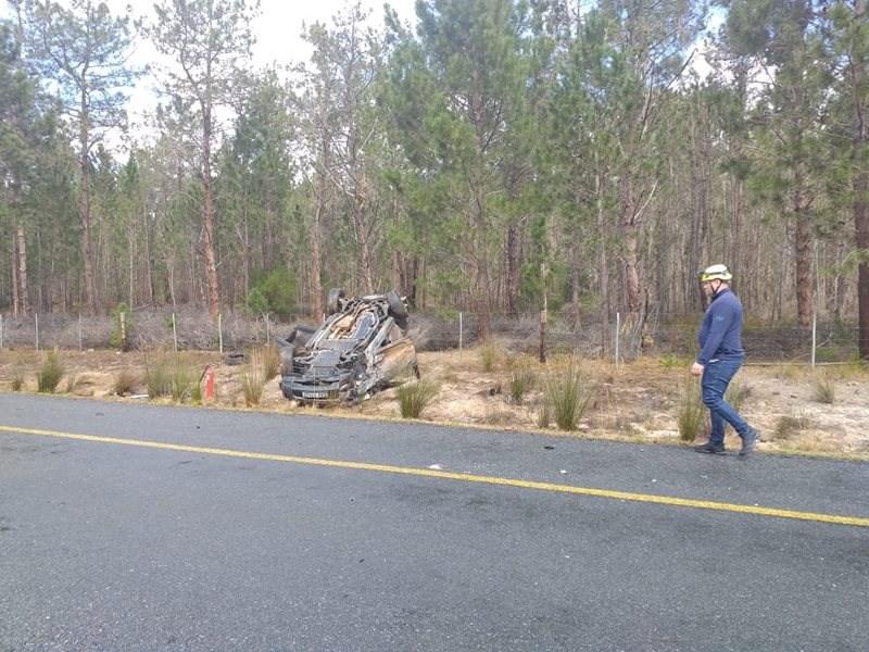 Fatal crash on N2 outside Albertinia