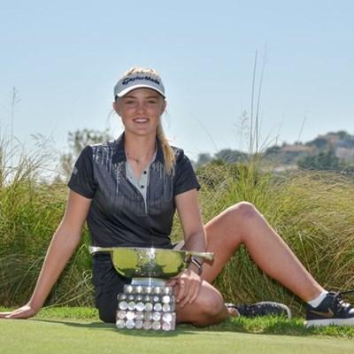 Brynard takes flight at SA Women's Amateur