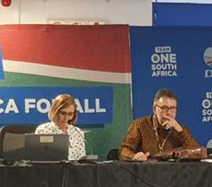 Helen Zille: DA's new Federal Council chairperson