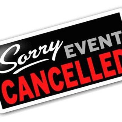 AJ Sport Week cancelled