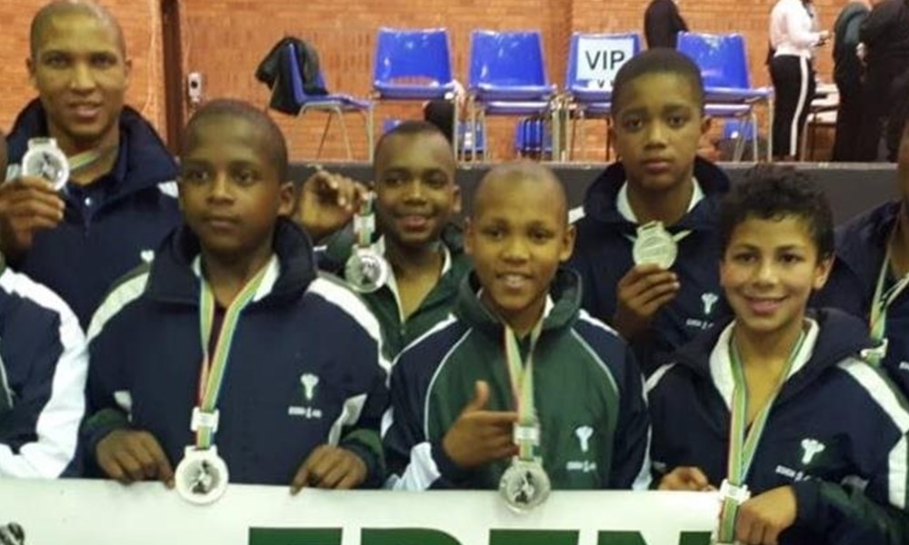 Eden judoka kick up a storm of medals