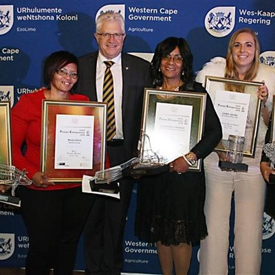 Top Western Cape women in agriculture honoured