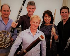 Quintet to entertain woodwind lovers