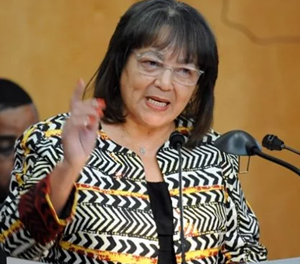 DA again at De Lille's throat after charges laid