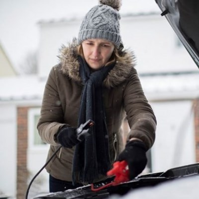 How to look after your car in cold weather