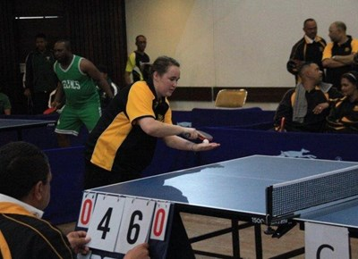 Western Cape Table Tennis Team Championships