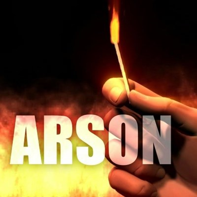 Pearston arson suspect still at large