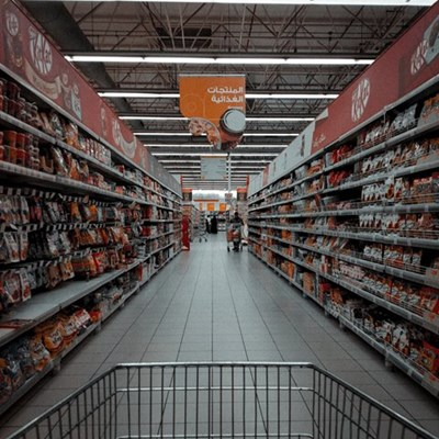 Skyrocketing food prices leading to a struggle at the till