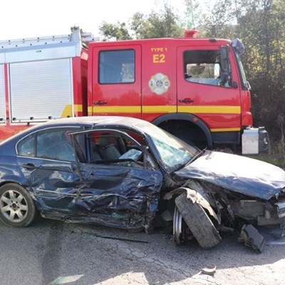 6 injured in PW Boulevard accident