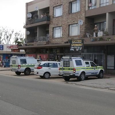 Armed robbers strike again