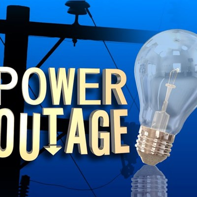 Power outage: Portion of Hoekwil