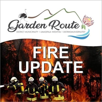 Wildfire contained
