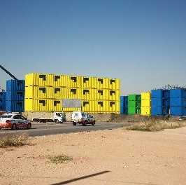 City of Joburg warns Alex residents against illegally occupying container units