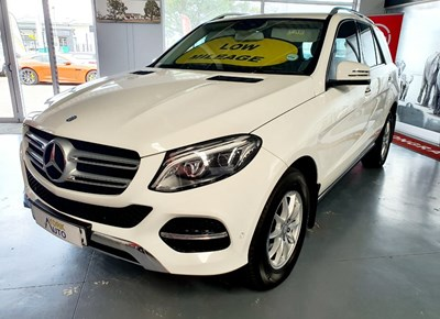York Auto | Pick of the Week | Mercedes-Benz GLE350d