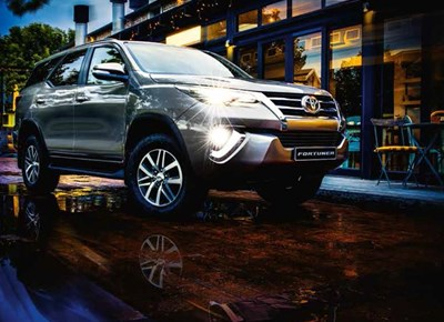 Halfway Toyota | Pick of the Week | Toyota Fortuner