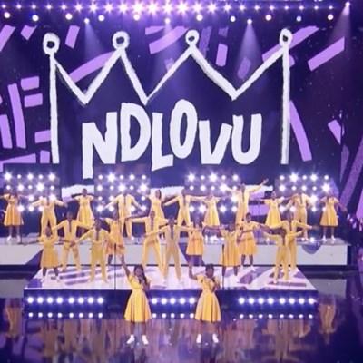 Ndlovu Youth Choir in AGT finals