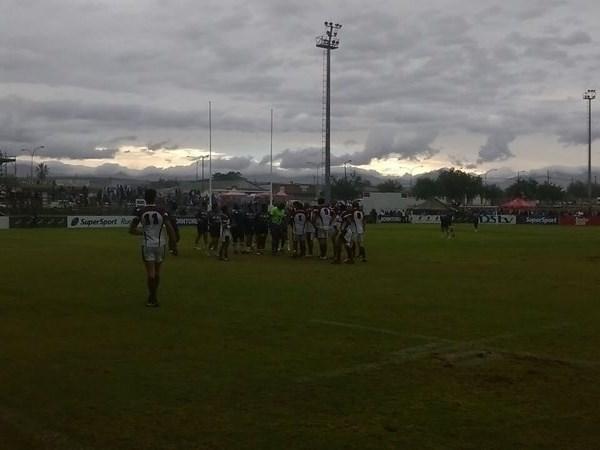 SuperSport Rugby Challenge op Oudtshoorn