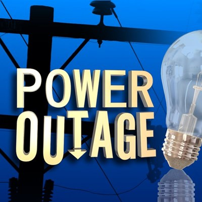 Attempted theft results in power outage