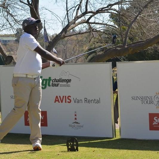 Mazibuko in four-way tie for Modderfontein lead