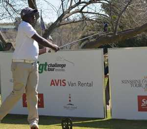 Mazibuko in four-way tie for Modderfontein lead