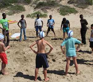 Nippers get good practice for SA champs