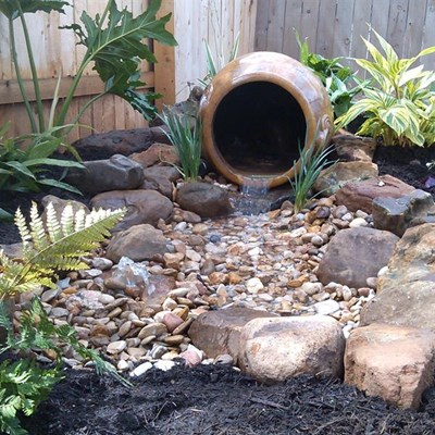 Water features: What you need to know