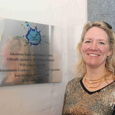 New centre opens up the world for youth