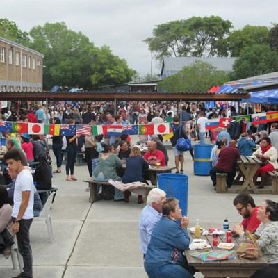 International food event a huge success