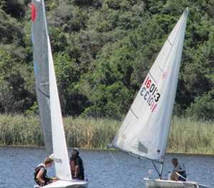Vonk wins Island Lake trophy