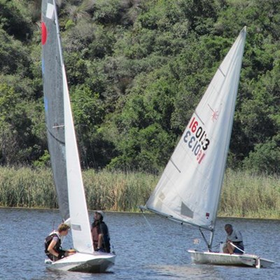 Vonk wins Island Lake trophy