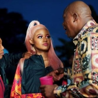Babes Wodumo hasn't talked to Masechaba Khumalo since