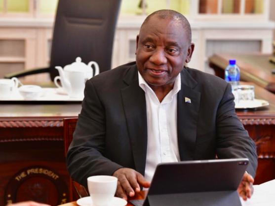 South Africans chose hope: Ramaphosa