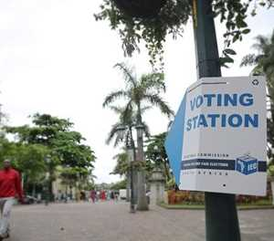 #IMadeMyMark - IEC banks on 70% voter turnout