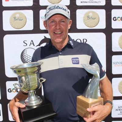 Kingston closes out SA Senior Open victory