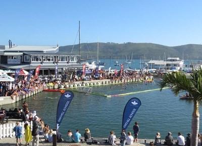 Oakhill School hosts water polo festival