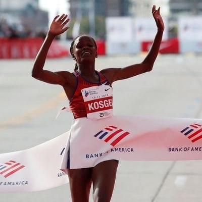 Kosgei to defend women's London Marathon title