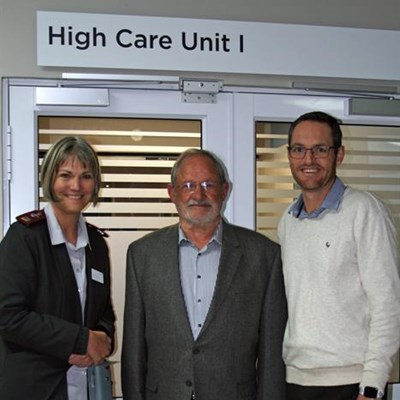 High care expands