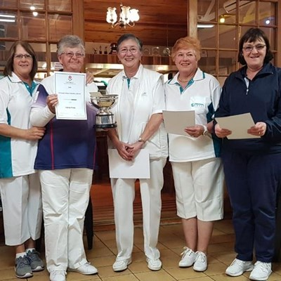 George Bowling Club winners honoured