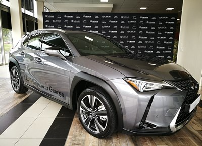 Halfway Toyota | Pick of the Week | Lexus UX 200 EX Demo