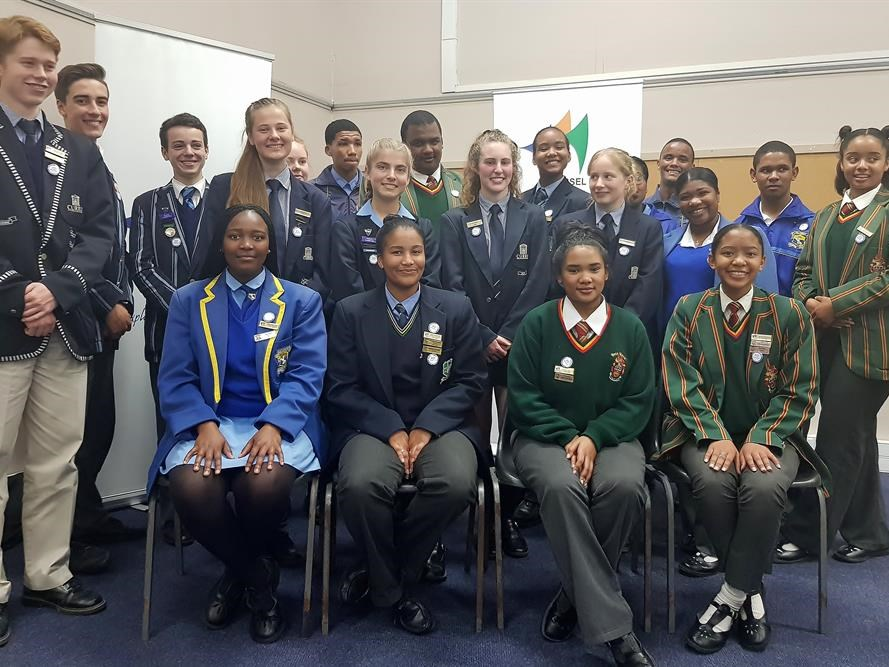 New youth leaders take up reins